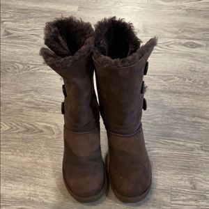 Ugg Bailey tall button boots